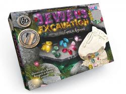 Набор для проведения раскопок JEWELS EXCAVATION камни укр JEX-01
