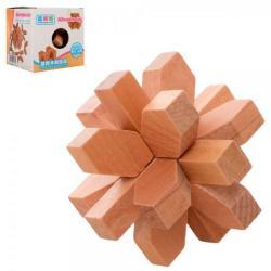 Головоломка Burrpuzzle деревянная, 5232