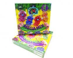 Безопасный образовательный набор для проведения опытов Crazy Slime 4в1