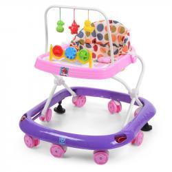Ходунки детские Bambi фиолетово-розовый, M 0541C-5