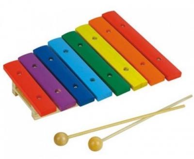 Ксилофон 8 тонов Д045