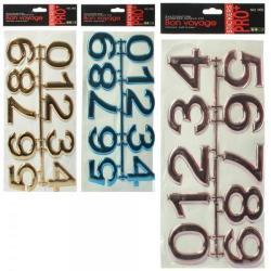 Наклейка BAMBI Цифры (0-9) MK3037