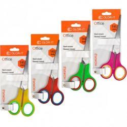 Ножницы офисные COLOR-IT Scissors №6 CR6-145