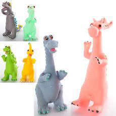 Динозавры 2 шт. 3 вида, в кул. JZD-45 20-22-5 см.(от11,5см.)