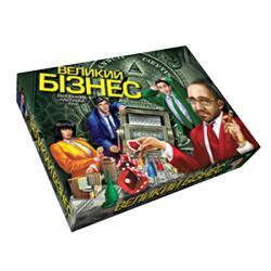 Игра большая настольная  Danko Toys  Большой бизнес , ДТ-БИ-07-27
