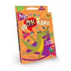 Игра викторина Danko Toys Детский крокодил 28 карт, ДТ-МН-14-20