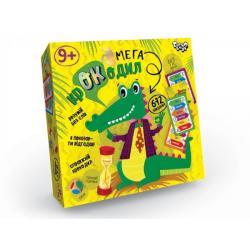 Игра викторина Danko Toys Мега-крокодил 112 карточек, ДТ-МН-14-24