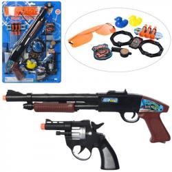 Игровой набор полицейского 520-12