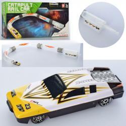 Игровой набор Catapult Rail Car гоночный трек - тоннель, D2083-6