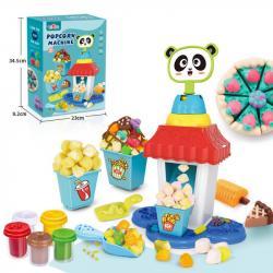 Игровой набор для творчества Popcorn machine, MK 4539