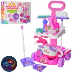 Игровой набор для уборки Limo Toy Мамина помощница 5938-5951