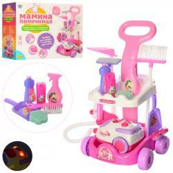 Игровой набор для уборки Limo Toy Мамина помощница A5951