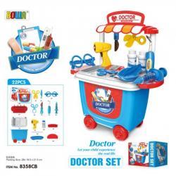 Игровой набор Доктор Bowa, 8358CB