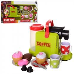 Игровой набор Fun toy кофеварка, XS-18097