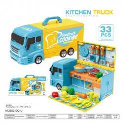 Игровой набор кухня детская Kitchen Truck, 8761