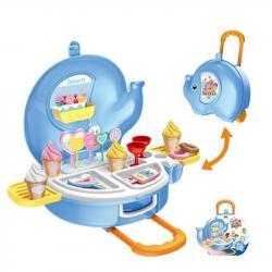 Игровой набор кухня детская Слоненок, 8756