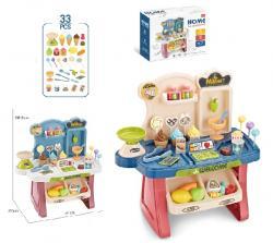 Игровой набор Магазин Bambi Home Supermarket, 668-72-73