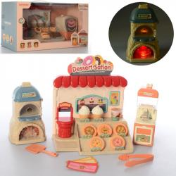 Игровой набор Магазин Bambi Кондитерская, 906E-907E