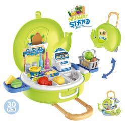 Игровой набор Магазин Bambi Supermarket Stand, 8768
