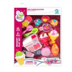 Игровой набор Магазин Dessert shop, 6657-C