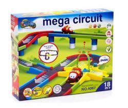 Игровой набор Magic Track Mega circuit, 4067