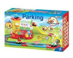 Игровой набор Magic Track Parking, 4074