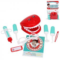 Игровой набор Технок Набор стоматолога, 6641