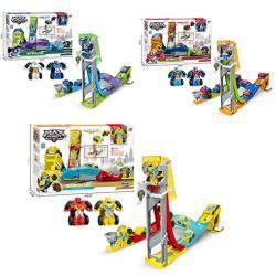 Игровой набор Трек с трансформерами, L019-7-8-9