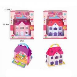 Игрушечный домик, YB8050-1