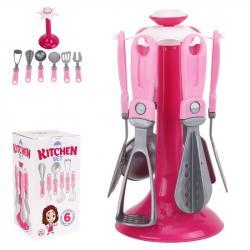 Игрушечный кухонный набор Технок, 6726