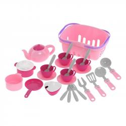 Игрушечный набор посуды Технок, 7181