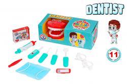 Игрушечный набор стоматолога Технок, 7341