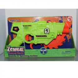 Игрушечный пистолет пила Zombie, DY403