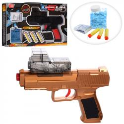 Игрушечный пистолет с водяными пулями и пулями присосками XH332-32