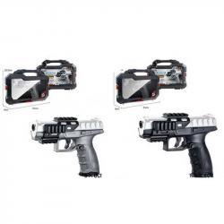 Игрушечный пистолет с водяными пулями, XJ415-1-2