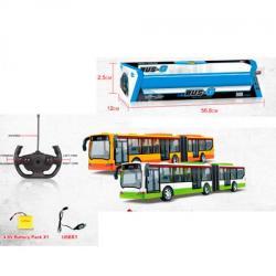Автобус на радиоуправлении 44,5см., 666-676A