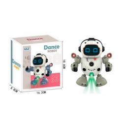 Интерактивная игрушка Танцующий робот, 6678-8