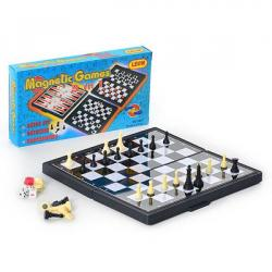Шахматы 3 в 1, 3831