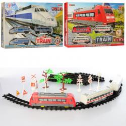 Железная дорога Bambi Train, JHX8810-12