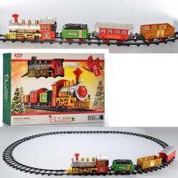 Железная дорога Christmas Train, 1369