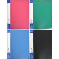 Папка COLOR-IT А4 30 файлов разноцветная P30F