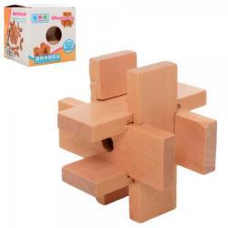 Головоломка Burrpuzzle деревянная, 5273