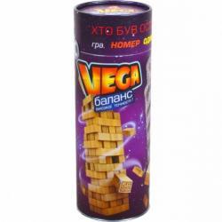 Игра большая настольная Danko Toys  Vega  укр.