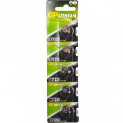 Батарейка - таблетка GP-1220