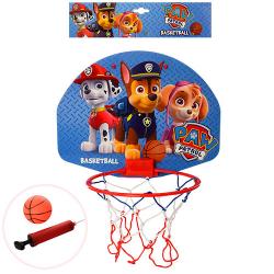 Баскетбольное кольцо ЩП 17см 3376