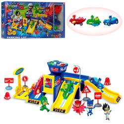 Детский игровой гараж, ZY-715A