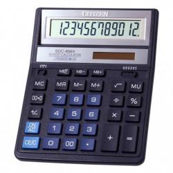 Калькулятор CITIZEN SDC-888-XBL