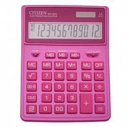 Калькулятор CITIZEN SDC444-Pink
