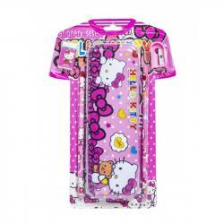 Канцелярский набор с пеналом Hello Kitty, JDY1302002773