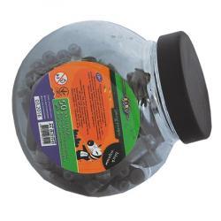 Капсулы с чернилами для перьевых ручек синий ZIBI ZB.2273-01